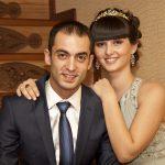 Kристина и Армен Ханчалян